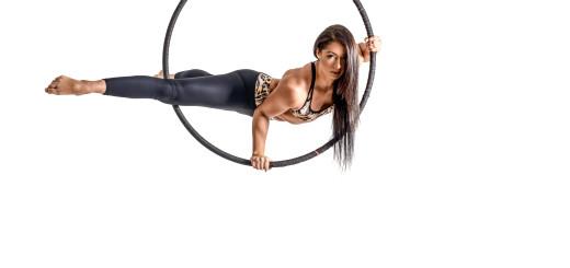 Lisette Aerial Hoop