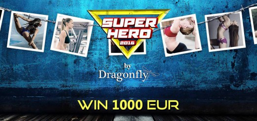 dragonfly superhero contest